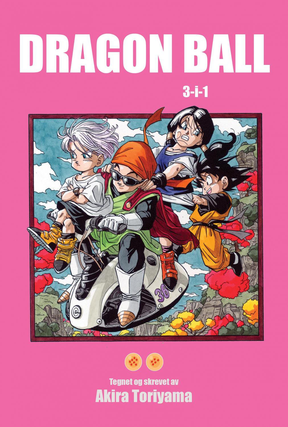 Dragon ball - 34, 35, 36